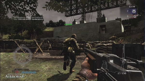Screenshot zu Medal of Honor: Airborne (PS3) -