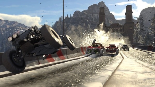 Screenshot zu Onrush (PS4) - Screenshots