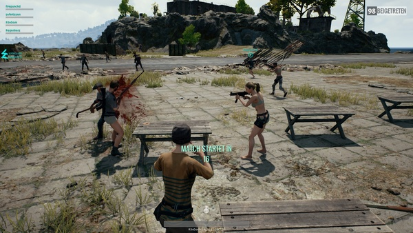 Screenshot zu Playerunknown's Battlegrounds (PS4) - Screenshots