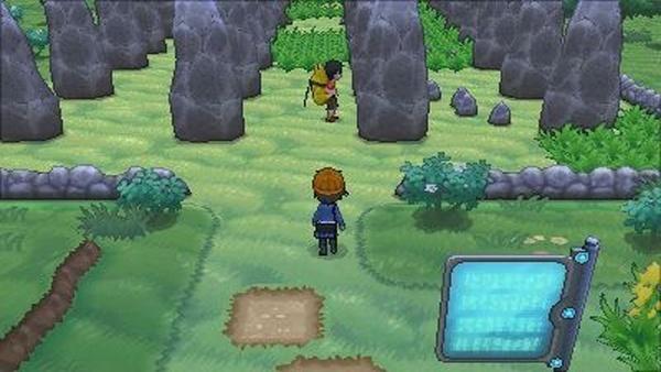 Screenshot zu Pokémon X und Y (3DS) - Screenshots