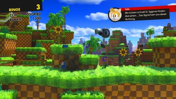 Screenshot zu Sonic Forces (Nintendo Switch) - Screenshots