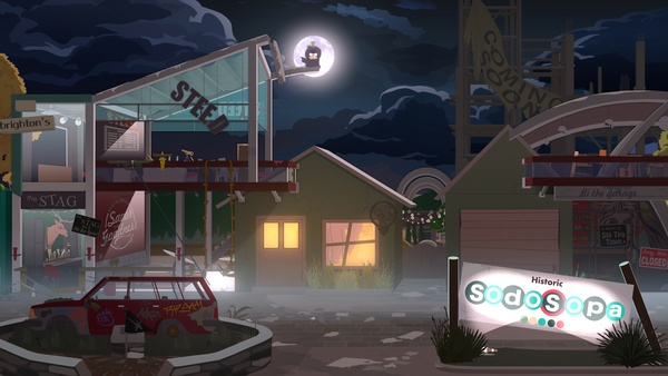 Screenshot zu South Park: The Fractured but Whole (PS4) - Screenshots