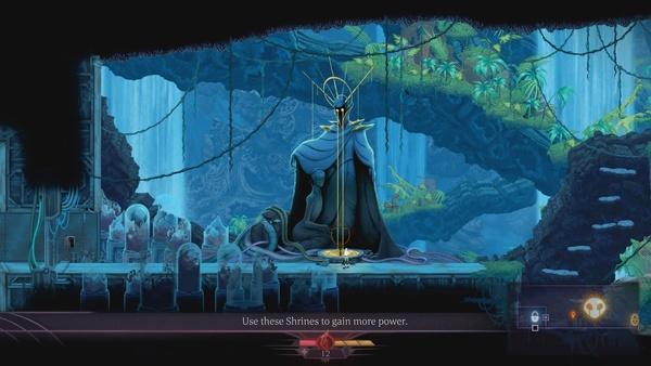Screenshot zu Sundered (PS4) - Screenshots