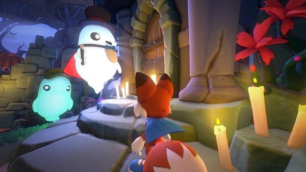 Screenshot zu Super Lucky's Tale (Xbox One) - Screenshots