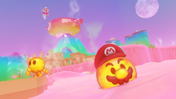 Screenshot zu Super Mario Odyssey (Nintendo Switch) - Screenshots