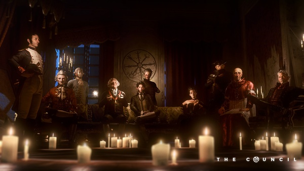 Screenshot zu The Council (PS4) - Screenshots