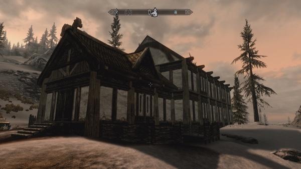 Screenshot zu The Elder Scrolls 5: Skyrim (Xbox 360) - Screenshots zum DLC »Heartfire«