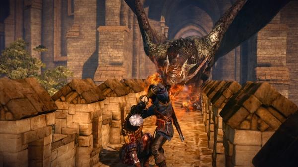 Screenshot zu The Witcher 2: Assassins of Kings (Xbox 360) - Screenshots aus der Enhanced Edition