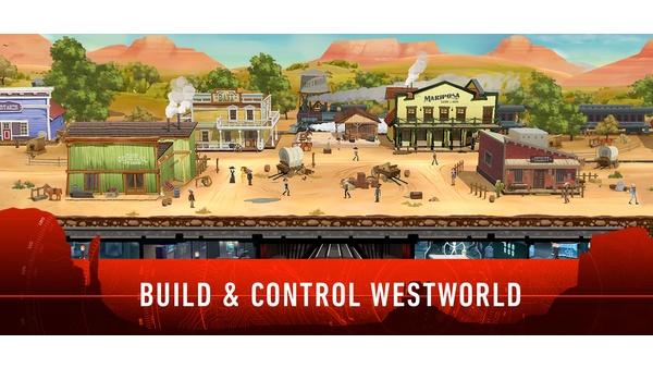 Bild der Galerie Westworld - Bilder zum Mobile-Spiel
