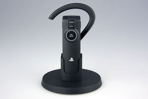 sony neues headset f r playstation 3 bluetooth headset. Black Bedroom Furniture Sets. Home Design Ideas