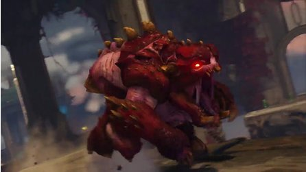 Doom - Gameplay-Trailer stellt den Premium-DLC »Bloodfall« vor