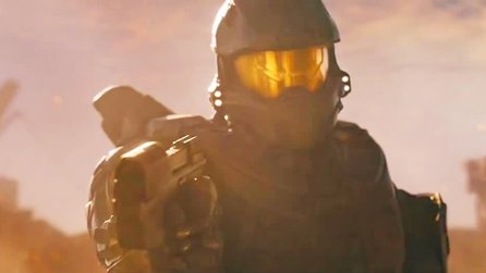 Halo 5: Guardians - Live-Action-Trailer: Master Chief