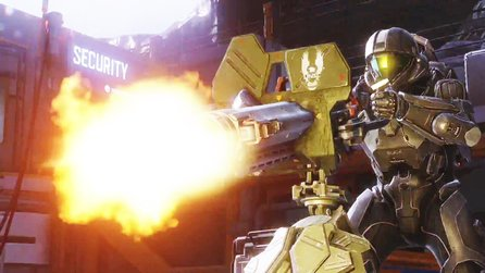 Halo 5: Guardians - Launch-Trailer zum Xbox-Shooter