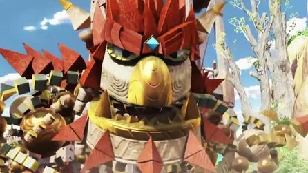 Knack - Release-Trailer zum PS4-Action-Adventure