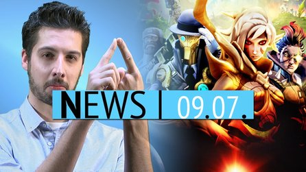 News-Video - 9. Juli 2014 - Battleborn, BlueStreak & Mod-Support für Fortnite