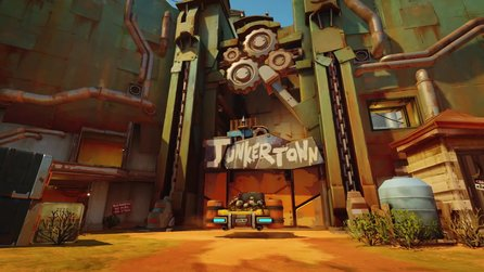 Overwatch - Neue Escort-Map Junkertown im Trailer