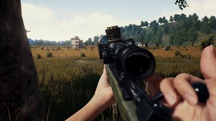 Playerunknown's Battlegrounds im Test - PUBG wird zum Ego-Shooter