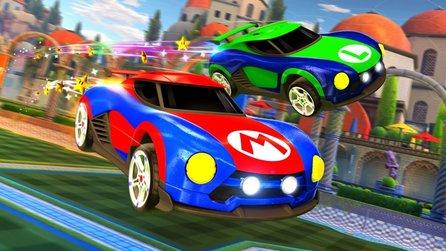Rocket League - Trailer stellt exklusive Battle Cars für die Switch-Version vor