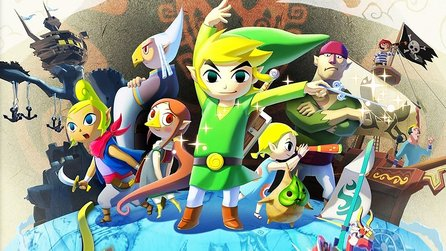 The Legend of Zelda: The Wind Waker HD - Test-Video zur Wii-U-Neuauflage des Zelda-Klassikers
