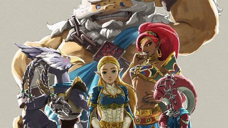 Zelda: Breath of the Wild - Ballade der Recken im DLC-Check