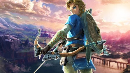 Zelda: Breath of the Wild - Der Switch-Newsfeed schenkt euch eine Gratiswaffe