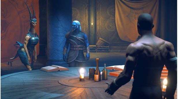 Dreamfall Chapters - Screenshots der Version für PS4 und XBox One