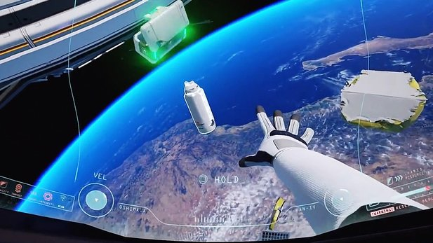 Adrift (ADR1FT) - 10 Minuten Gameplay
