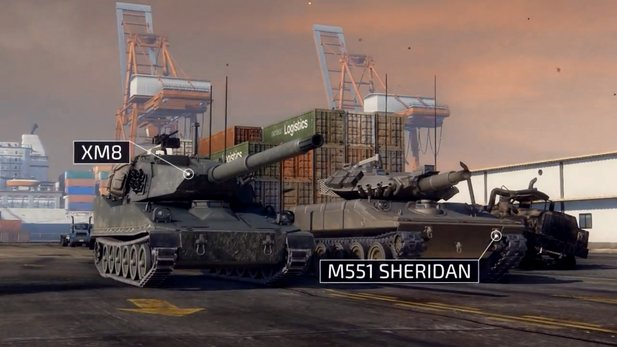Armored Warfare - Trailer zum XM8-Panzer