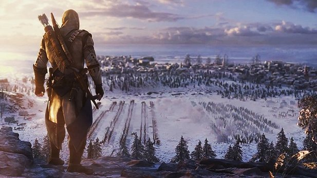 Assassin's Creed 3 - Debüt-Trailer