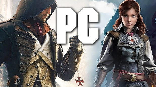 Assassin's Creed Unity - Test-Video der PC-Version