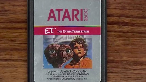 Atari: Game Over - Trailer zur Doku