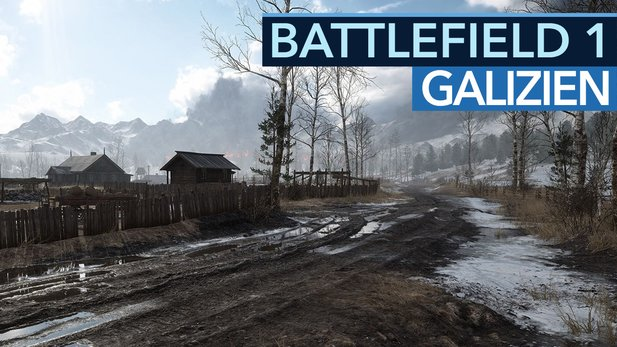Battlefield 1: In the Name of the Tsar - 10 Minuten Galizien-Gameplay