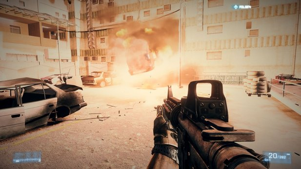 Battlefield 3 erschien am 27. Oktober 2011.