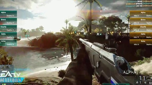 Battlefield 4 - 12 Minuten Multiplayer-Gameplay auf Paracel Storm