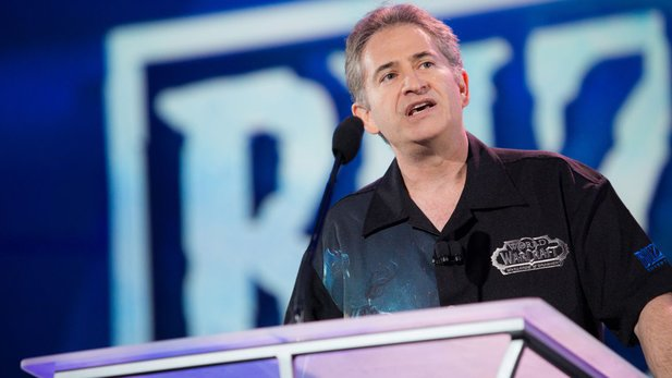 27 Jahre war Mike Morhaime bei Blizzard Entertainment.