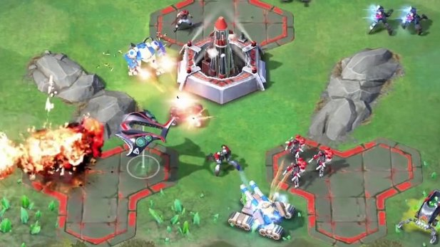 Command & Conquer: Rivals - Gameplay-Überblicksvideo zum Free2Play-Mobilespiel