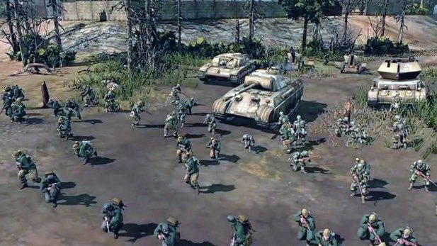 Multiplayer-Video zu Company of Heroes 2 ansehen