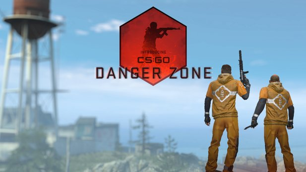 Welcome to the Danger Zone. Counter-Strike bietet ab sofort Battle Royale.