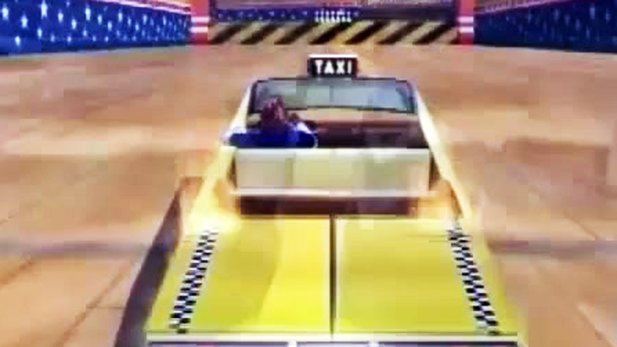 Crazy Taxi 3 - Test-Video
