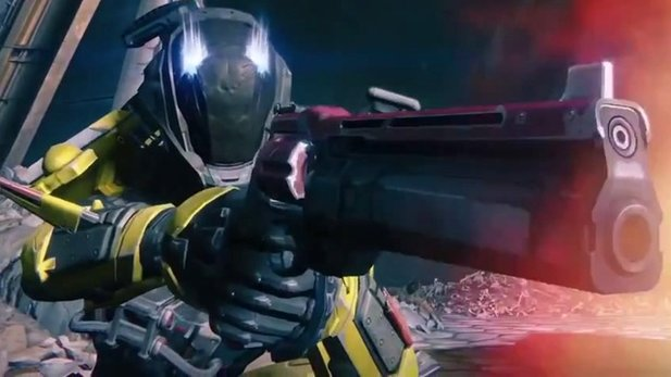 Destiny - Vorbesteller-Trailer zur Beta mit Mond-Gameplay