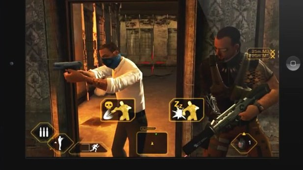 Deus Ex: The Fall - Gameplay-Trailer zum iOS-Spinoff