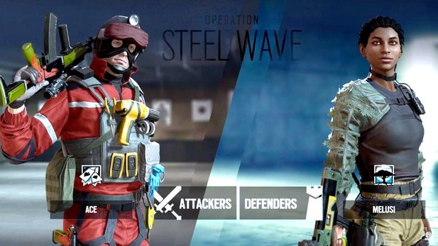 The new operators in Rainbow Six: victories are called Ace and Melusi. What do professional players think about the two newcomers?