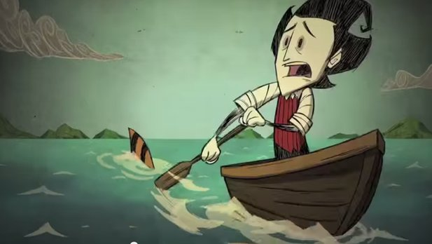 Der DLC Don't Starve: Shipwrecked verlässt am 31. März 2016 die Early-Access-Phase.