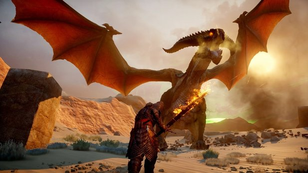 Dragon Age: Inquisition - Vorschau-Video: Die Kämpfe