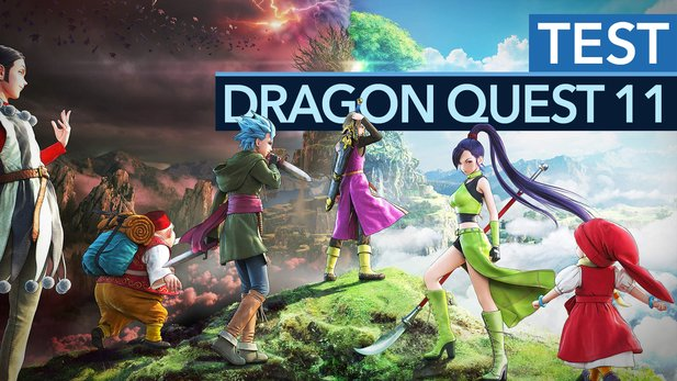 Dragon Quest 11 - Test-Video: Mit alten Tricks auf den Genre-Thron