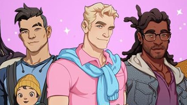 Dream Daddy: A Dad Dating Simulator - Trailer stellt Dating-Sim für Väter vor
