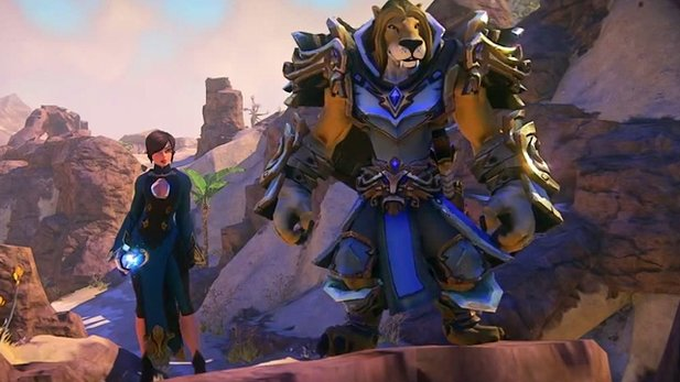 Ingame-Trailer von EverQuest Next