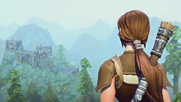 EverQuest Next - Entwickler-Video stellt EverQuest Next Landmark vor