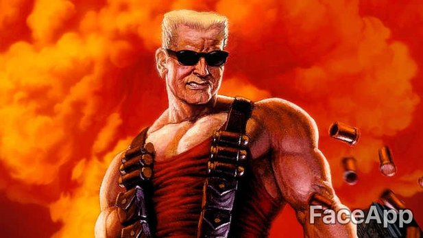 Duke Nukem in alt