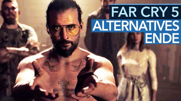 Far Cry 5 - Video: Das alternative Ende ist nicht so gut wie in Far Cry 4